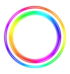 Multicolor spectral circle vector