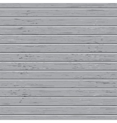 Gray wood texture vector