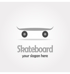 Skateboard Stock vector image