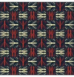 decorative texture vector image vector image