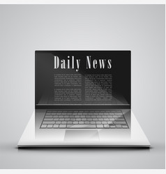 news on the computer vector image