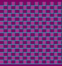seamless pattern in purple and blue tones vector image
