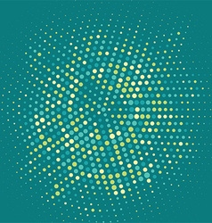 abstract circle background 1807 vector image vector image