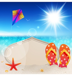 flips and tablet vector image vector image