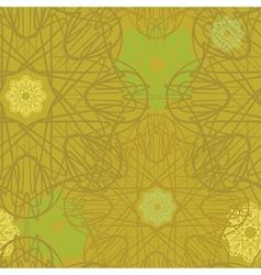 seamless flourish vector image vector image