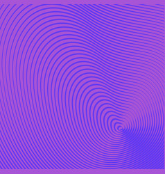 Purple background of lines and waves vector