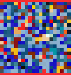 A pixel style background vector