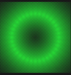 Abstract halftone square pattern background vector