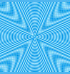 Blue background of lines and waves blue vector