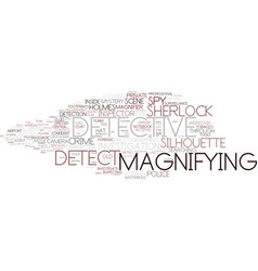 Detect word cloud concept vector