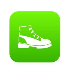 men oxfords icon digital green vector image