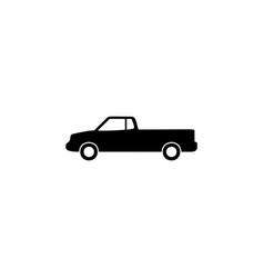 pickup icon element of car type icon premium vector image