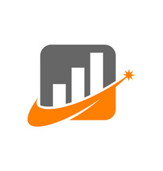 Success business coaching solution logo vector