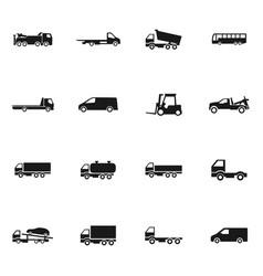 car icon7 vector image vector image