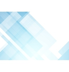Minimal blue tech abstract background vector
