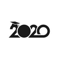 2020 bold vector