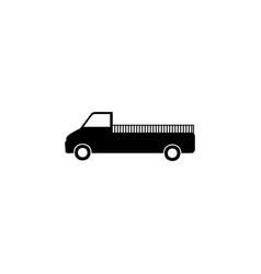 lorry icon element of car type icon premium vector image