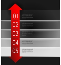 abstract line background Design template vector image vector image