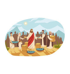 Christianity religion bible concept vector