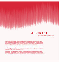 abstract background with watercolor imitation vector image
