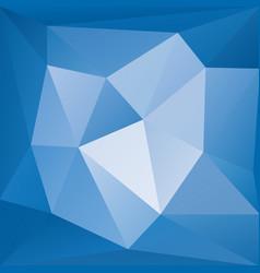 blue fanstasy background vector image vector image