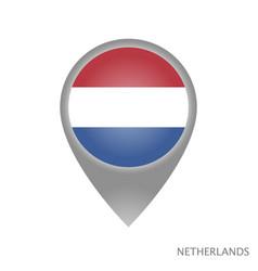 Netherlands point vector