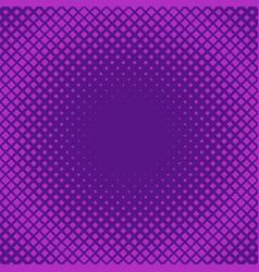retro halftone square pattern background vector image