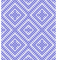 Seamless traditional russian and ornament made by vector