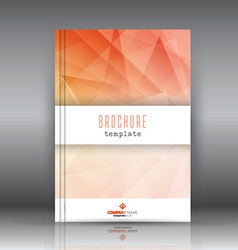Brochure design 1207 vector