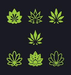 Cannabis as a collection vector