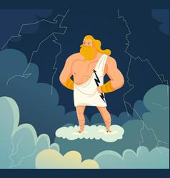 Greek god vector