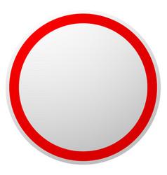 Prohibition restriction forbidden no enty sign vector