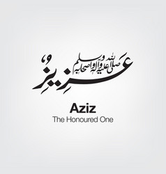 Aziz vector