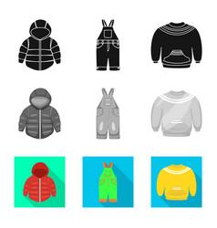 Fashion and garment logo vector