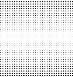 halftone square background monochrome gradient vector image