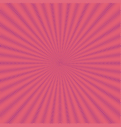 Purple background of lines and waves purple vector