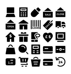 Trade Icons 1 vector