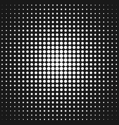 abstract halftone dot pattern background from vector image vector image