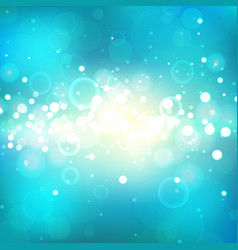 shining background with light effects vector image vector image