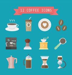 coffeeiconmix vector image
