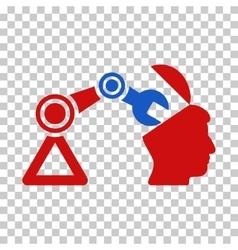 Open Head Surgery Manipulator Icon vector