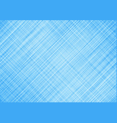 abstract blue background with white grid lines vector image