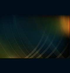 abstract glowing light dynamic with geometric vector image