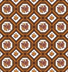 Abstract linoleum background texture vector