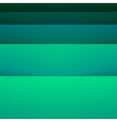 Abstract blue paper rectangle shapes background vector image vector image