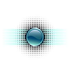 button design vector image vector image