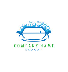 Carwash logo 2 vector