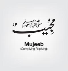 Mujeeb vector