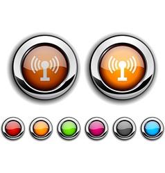 Radio button vector