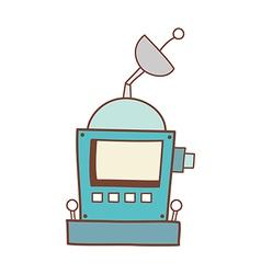 A machine vector